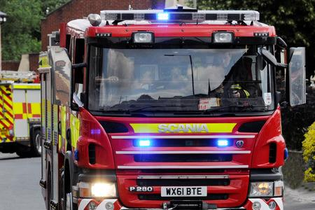 CALL OUT: Hereford and Worcester Fire and Rescue Service