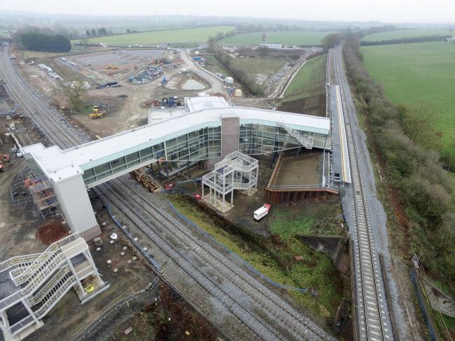 CLLR Ken Pollock is confident a good business case can be made to improve rail services as the Parkway station nears