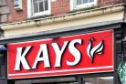 Kays Takeaway on The Cross in Worcester. 8.2.19.