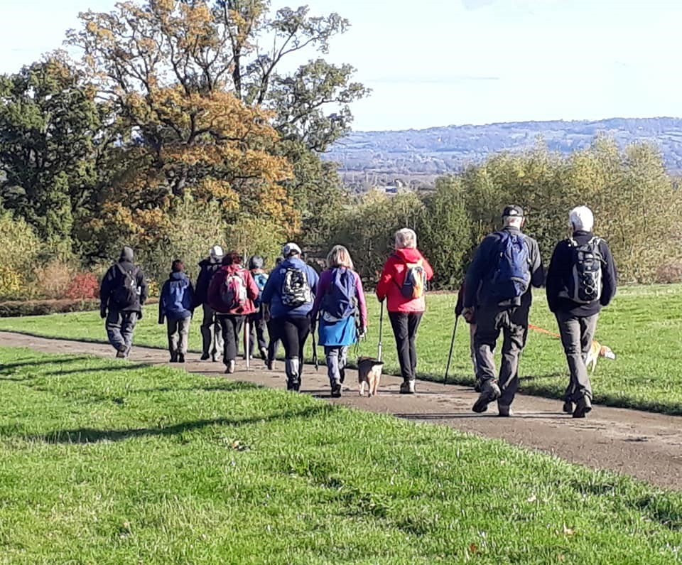 Upton upon Severn, Earl's Croome & Holly Green walk - Evesham Ramblers