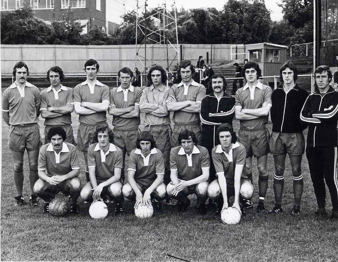 WORCESTER CITY 1974-5: Ronnie Radford's ill-fated team. PIC: Julian Pugh's archive