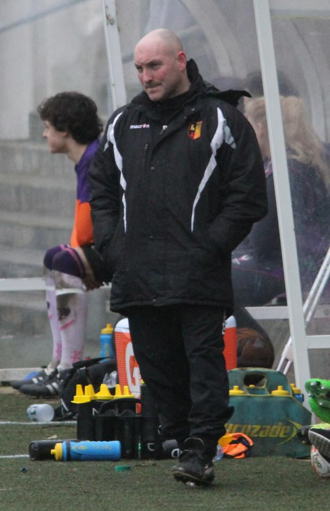 BACK: Ian Long has returned as Alvechurch manager