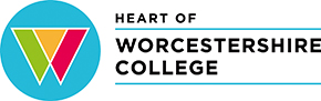 Worcester News: Heart of Worcestershire College logo