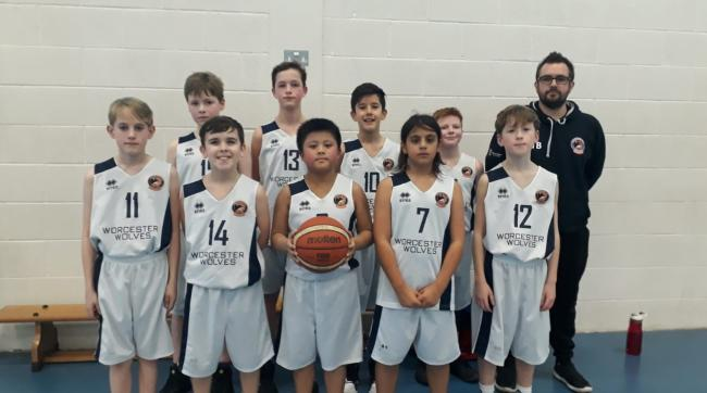 Worcester Wolves Academy under 12s. Picture: WORCESTER WOLVES ACADEMY