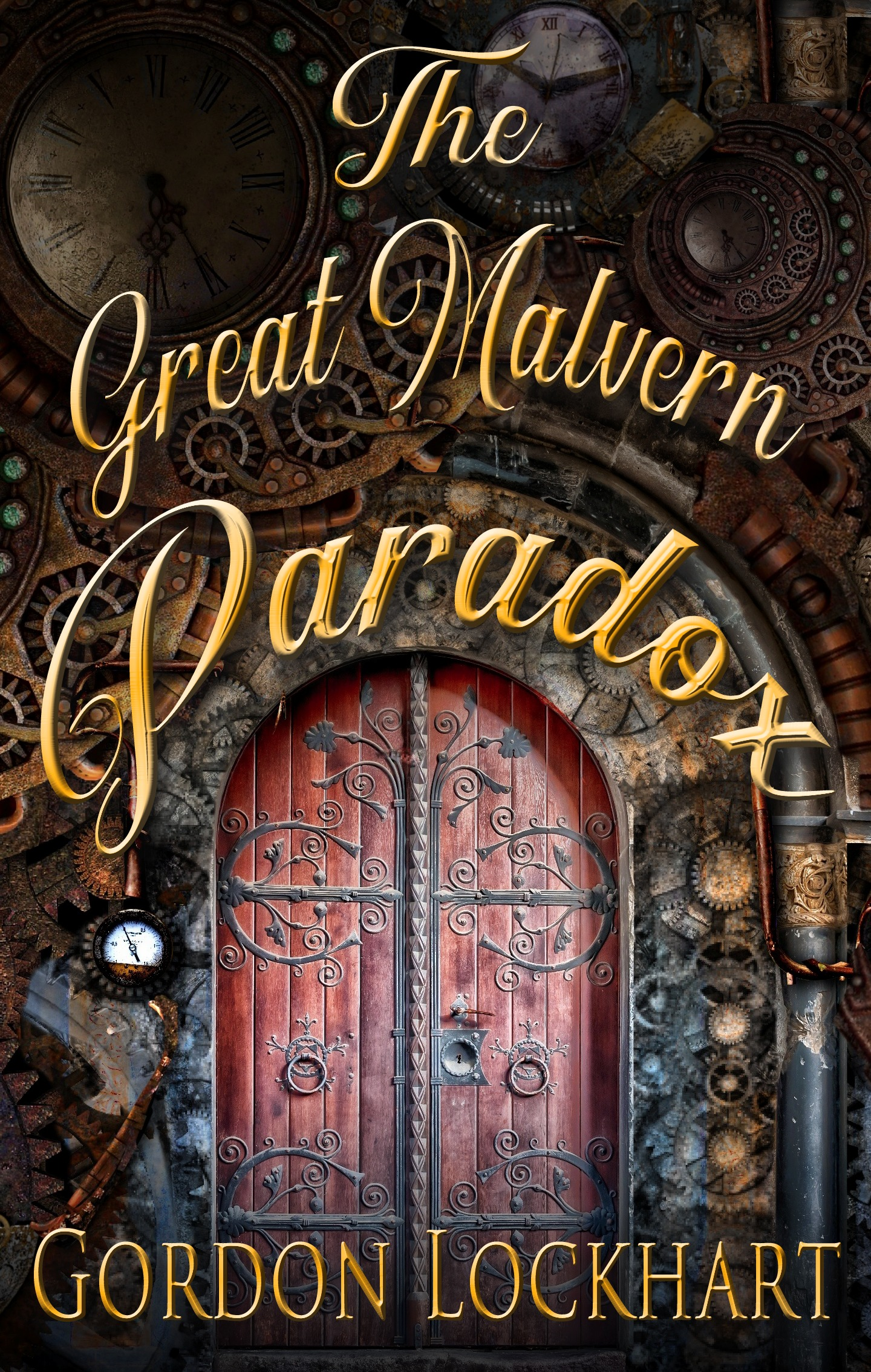 Book cover: The Great Malvern Paradox by Gordon Lockhart
