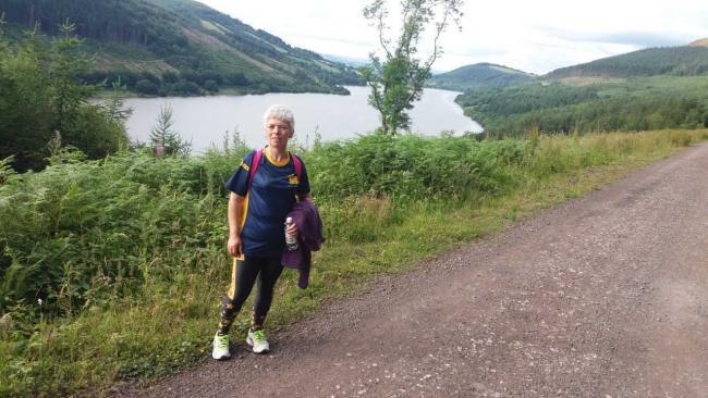 BRAVE: Mandy Taylor, 50 is taking on the Great Strides 65