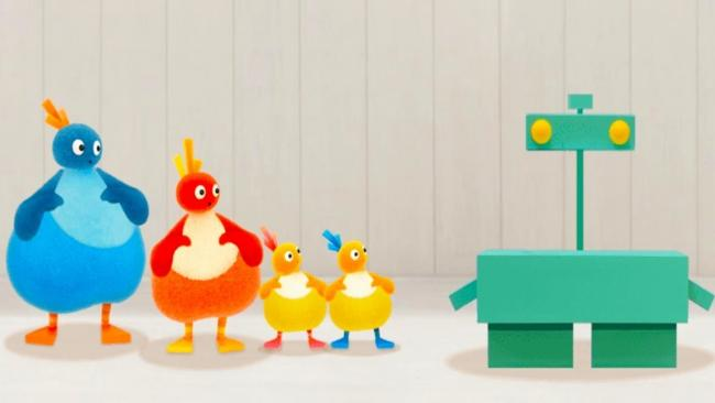 POPULAR: The Twirlywoos, now heading to The Swan this April