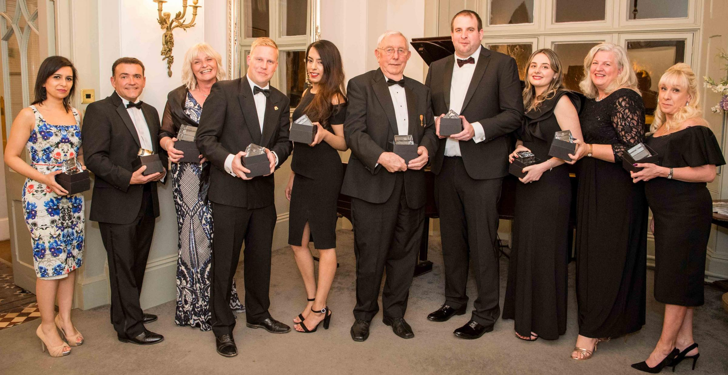 AWARDS: All the winners from the WLS Awards. Pic. FT Images