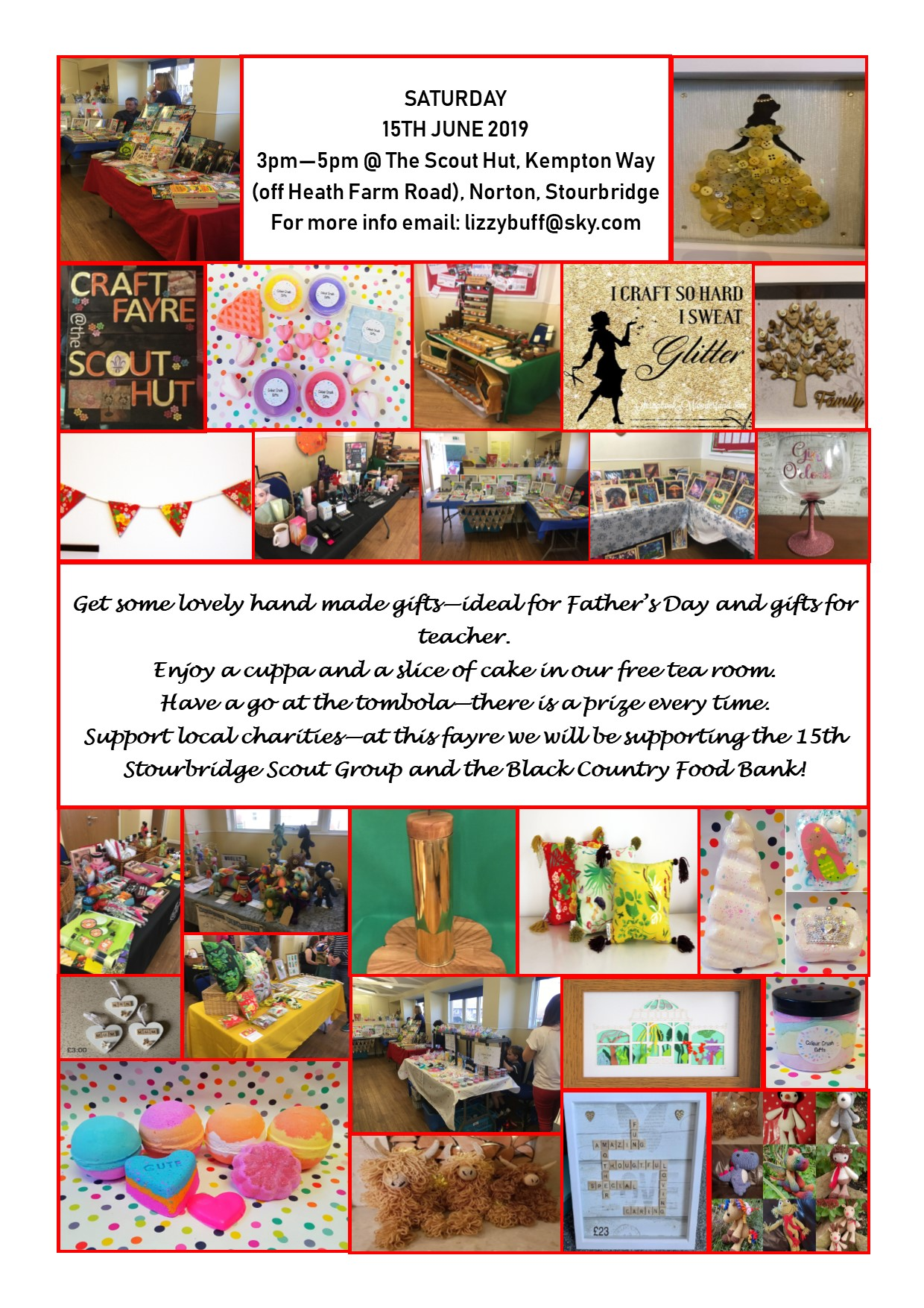 Norton Charity Craft Fayre