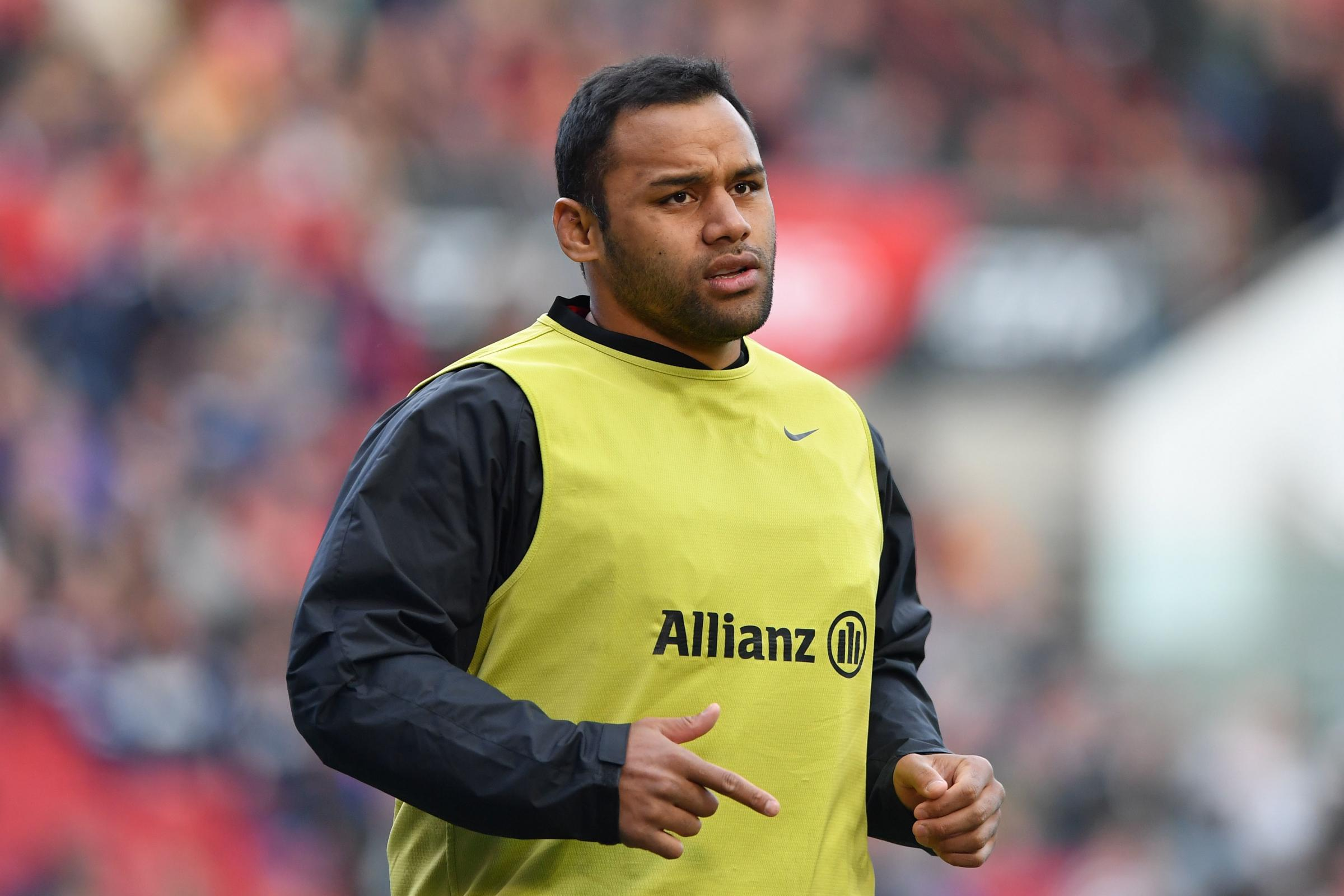 Billy Vunipola was booed by fans as Saracnes lost to Bristol in the Gallagher Premiership