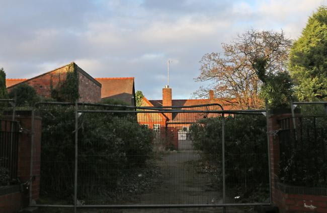 Longlands School - off Brook Street, Stourbridge.