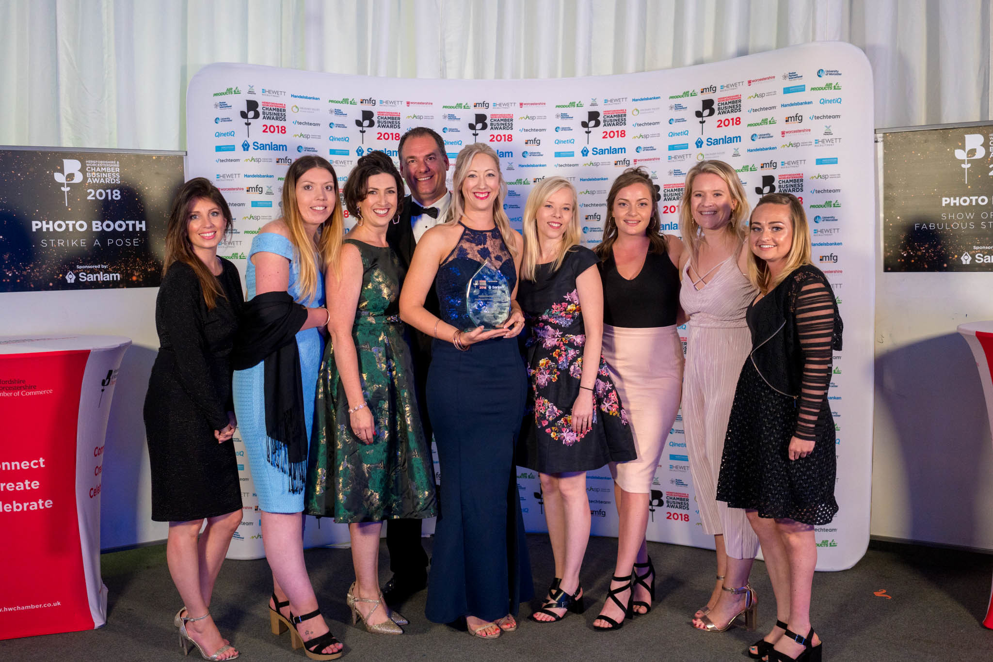 Finalists revealed for this year's Chamber of Commerce business awards