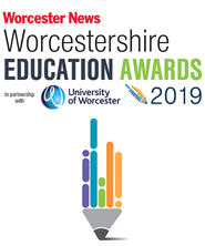 Worcester News: Worcestershire Education Awards 2019