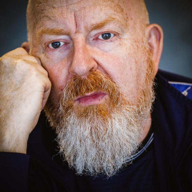 Alan McGee. Photo: John Hollingsworth