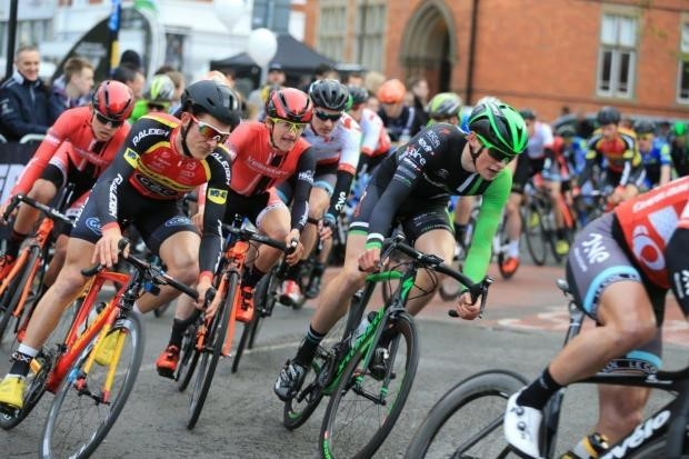 Cycling's OVO Energy Tour Series will be getting under way in Redditch later this week