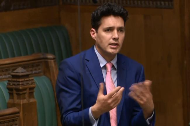 Tory accuses fellow MPs of 'not taking violence seriously' as few attend debate