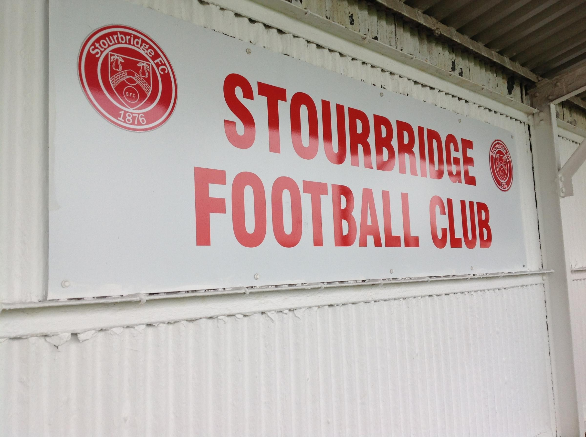Stourbridge FC are in no rush to announce a new manager