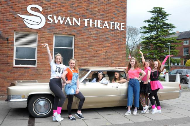 "INSPIRING: The ""Caddy"" with WODYS members at The Swan"