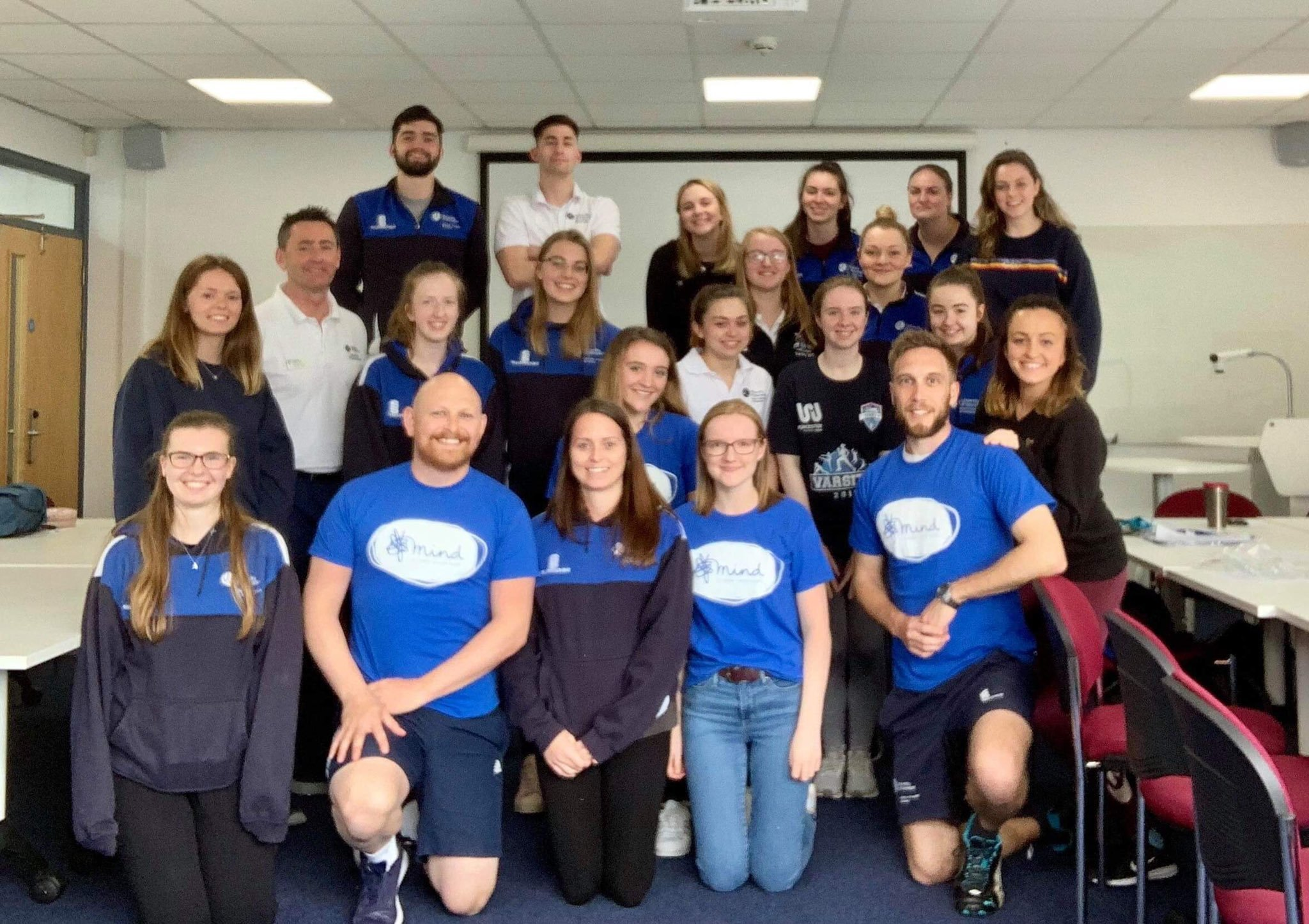 Physiotherapy students to take on Three peaks challenge