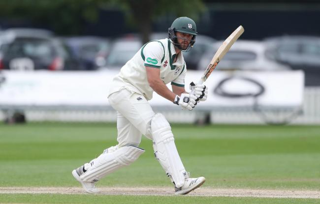 Worcestershire's Ross Whiteley stepped in with 88 runs. Picture: DAVID DAVIES/PA WIRE/PA IMAGES