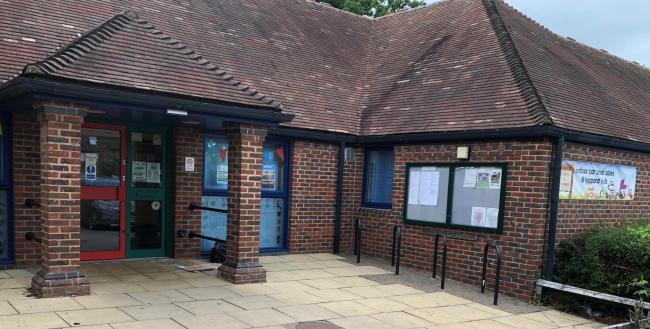 COUNCIL: Lyppard Hub, the home of Warndon Parish Council