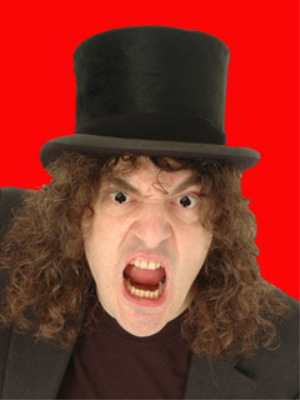 Jerry Sadowitz: Make Comedy GRATE Again!