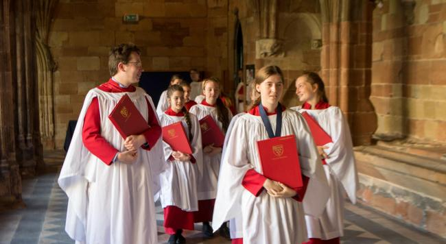 Worcester Cathedral choristers to perform in special concert
